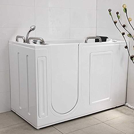 40 Vasche con aperture facilitate