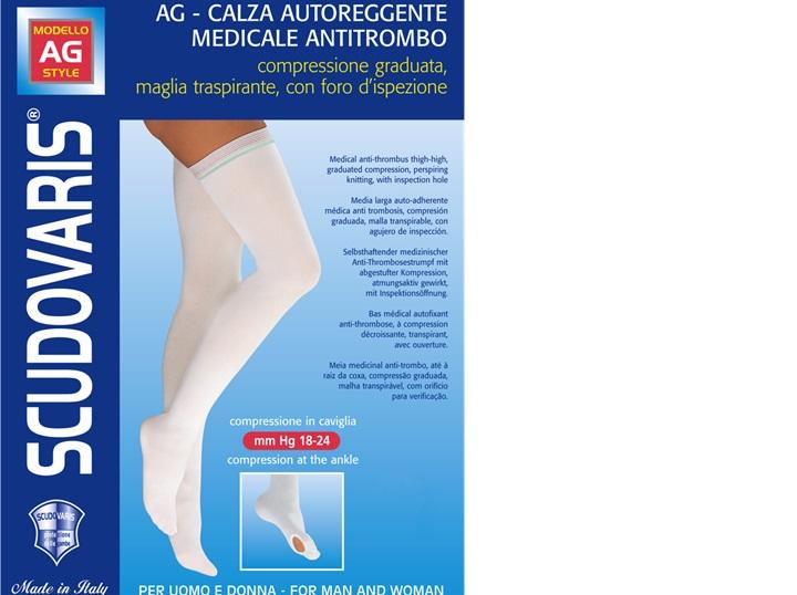 96 Calze Antitrombo